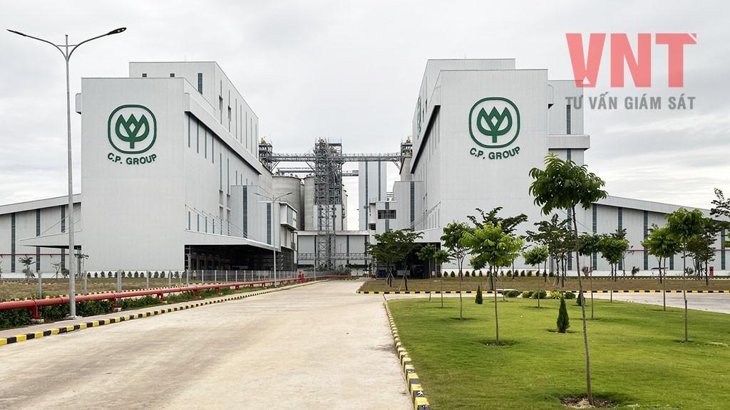 [Tự hào] - Nhà máy thức ăn chăn nuôi hiện đại nhất thế giới ở Bình Phước chỉ có 38 nhân công
