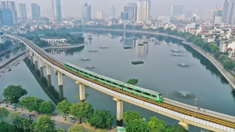 Chi phí tư vấn giám sát dự án đường sắt Cát Linh - Hà Đông tăng...