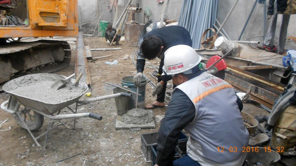 TCVN 9340:2012 - Hỗn hợp bê tông trộn sẵn - Yêu cầu cơ bản đánh giá chất lượng và nghiệm thu