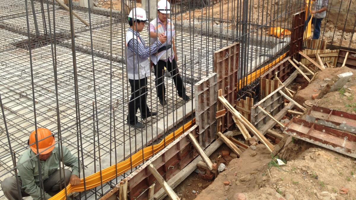 TCVN 9384:2012 - Băng chắn nước dùng trong mối nối công trình xây dựng - Yêu cầu sử dụng