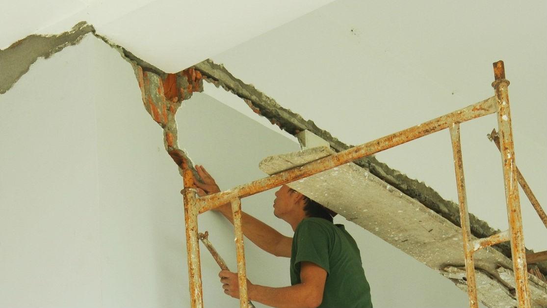 TCVN 9381:2012 - Hướng dẫn đánh giá mức độ nguy hiểm của kết cấu nhà
