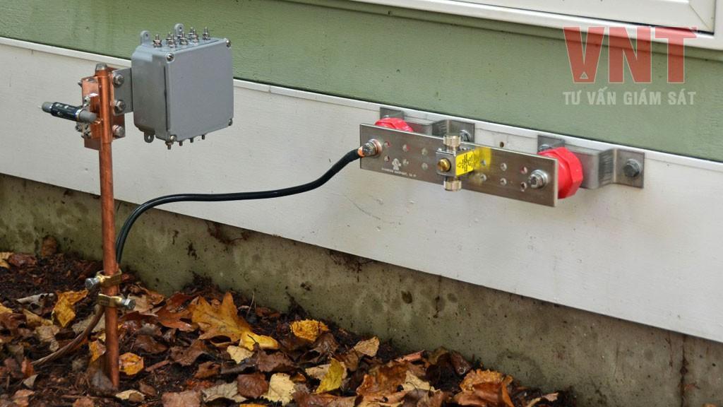TCVN 4756:1989 - Quy phạm nối đất và nối không các thiết bị điện