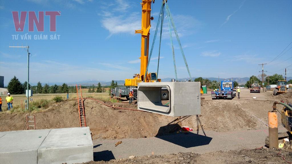 TCVN 9116:2012 - Cống hộp bê tông cốt thép