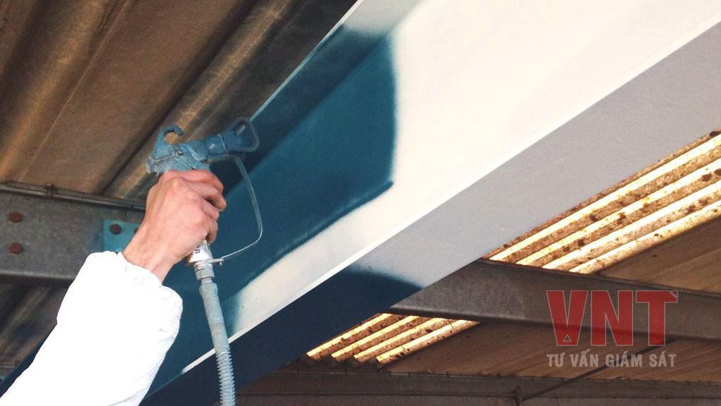 TCVN 9276:2012 - Sơn phủ bảo vệ kết cấu thép - Hướng dẫn kiểm tra, giám sát chất lượng quá trình thi công
