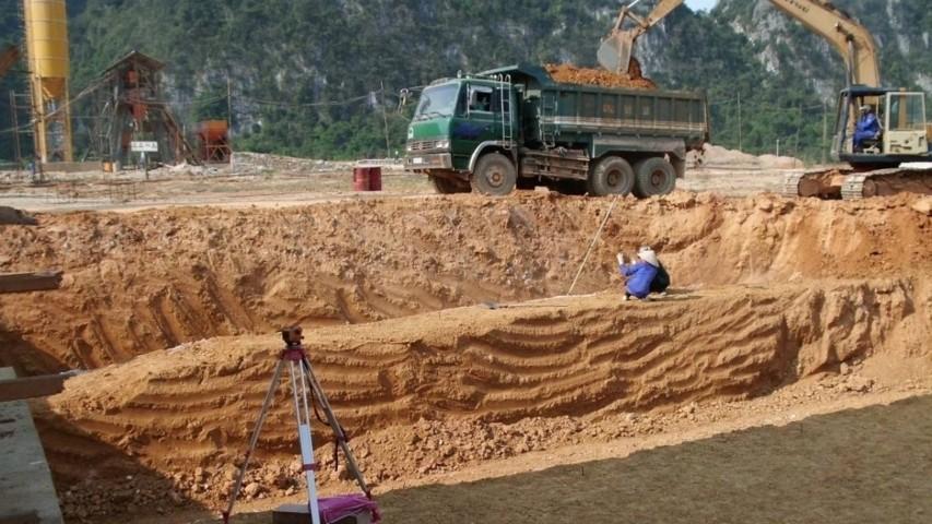 TCVN 4447:2012 - Công tác đất - Thi công và nghiệm thu