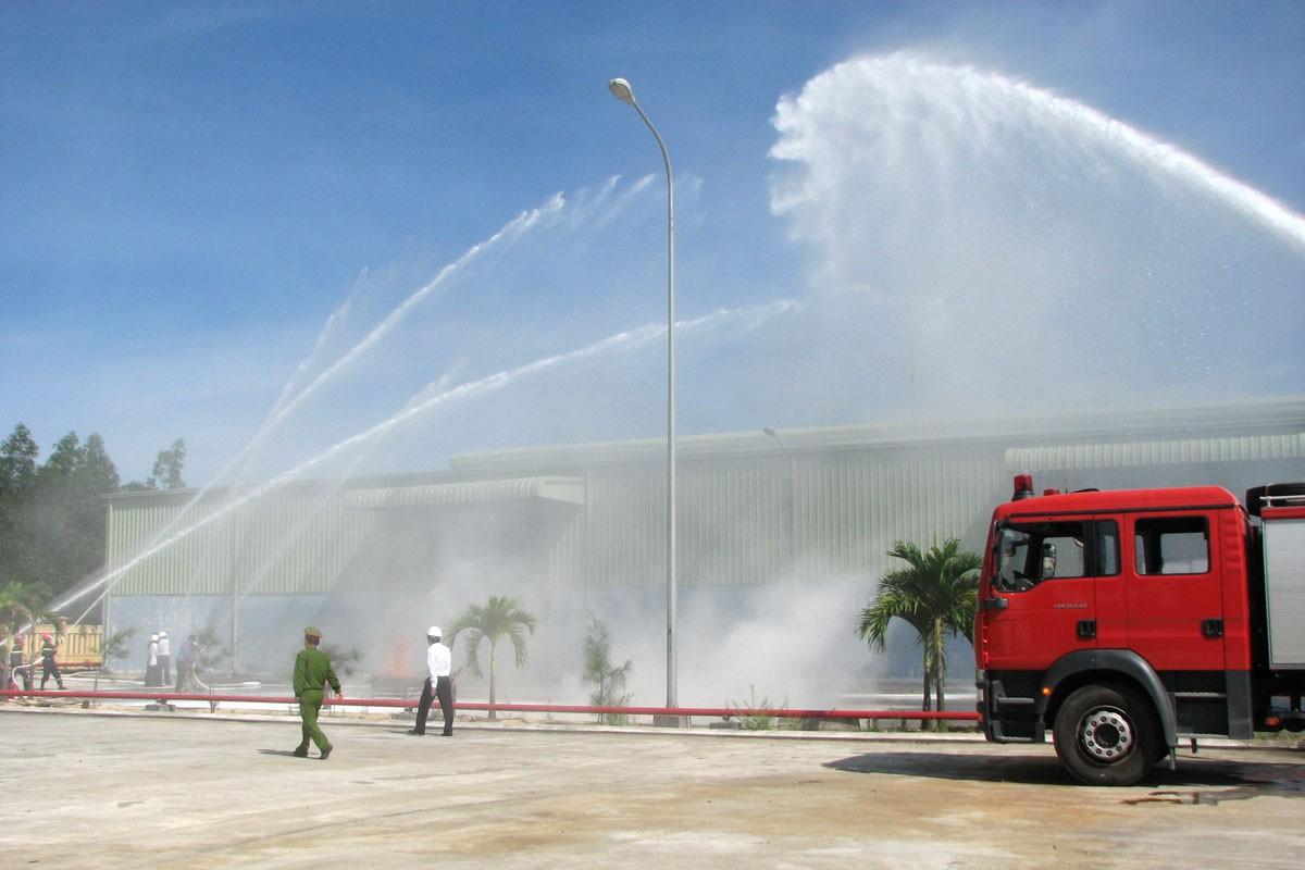 Nghị định 79/2014/NĐ-CP - Quy định chi tiết thi hành một số điều của Luật Phòng cháy và chữa cháy