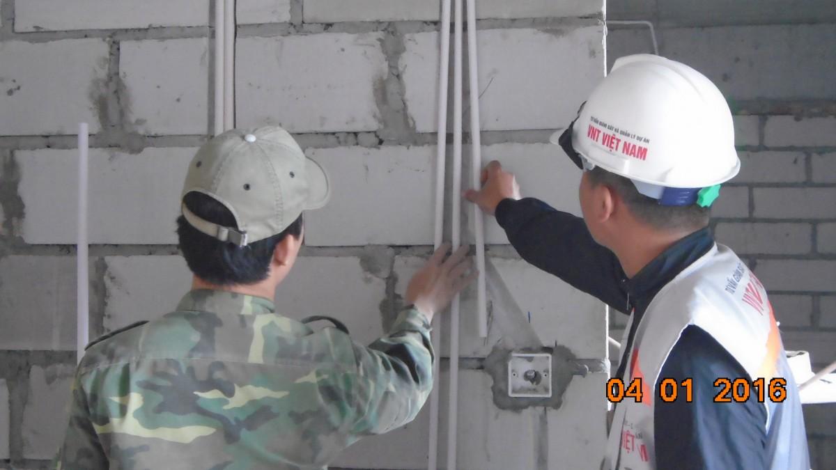 Tuyển dụng kỹ sư tư vấn giám sát M&E