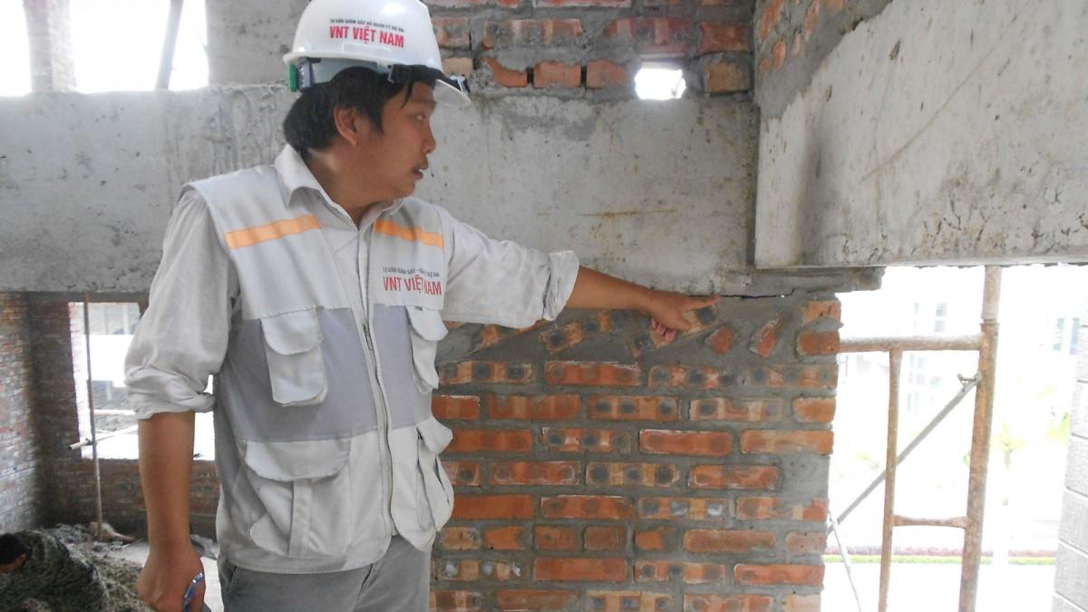 TCVN 4085:2011 - Kết cấu gạch đá. Tiêu chuẩn thi công và nghiệm thu