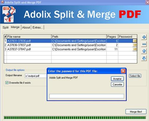 Phần mềm cắt ghép file PDF