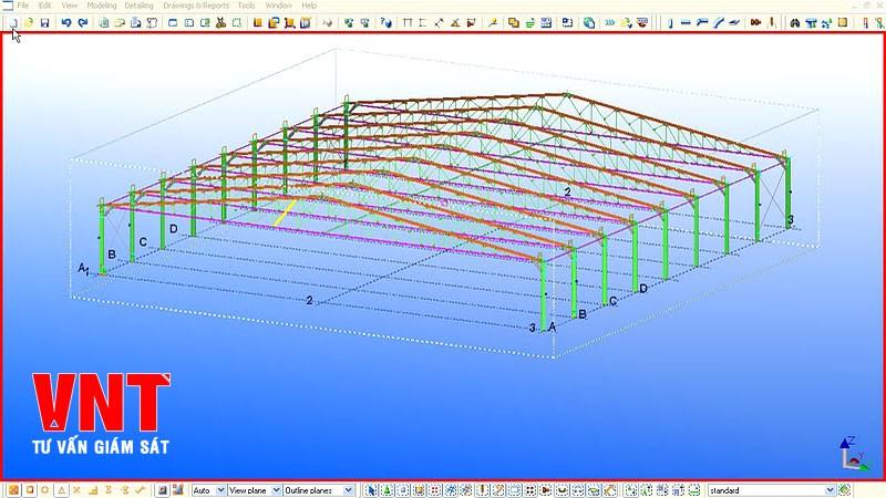 Tuyển dụng kỹ sư thiết kế kết cấu