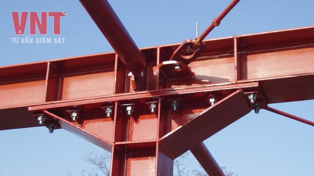 TCVN 170:2007 - Kết cấu thép - Gia công, lắp ráp và nghiệm thu - Yêu cầu kĩ thuật