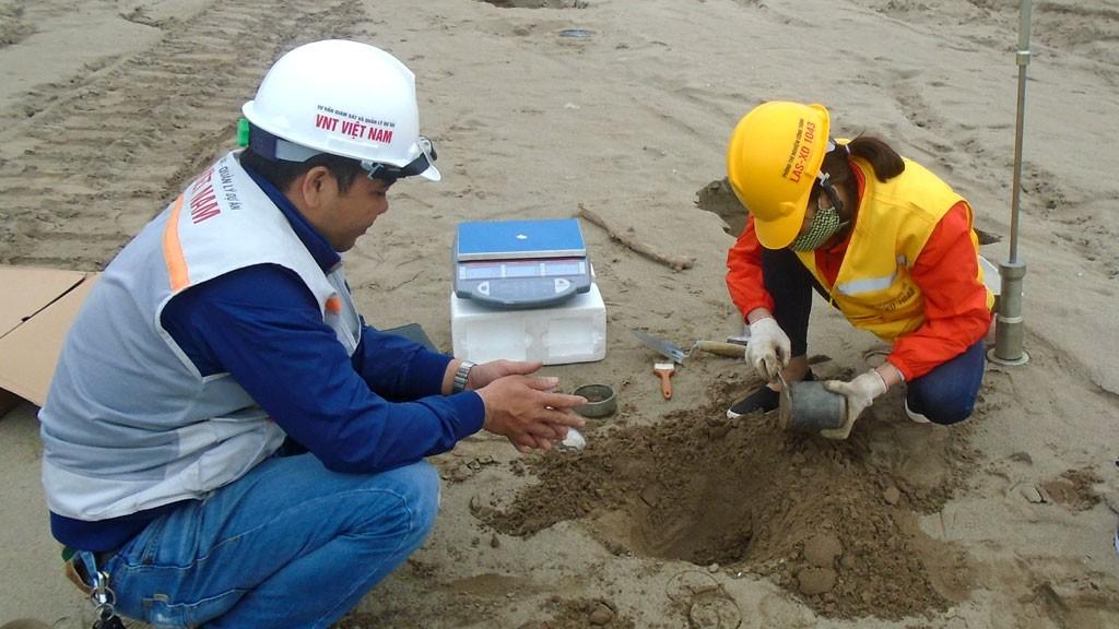 TCVN 2683:2012 - Đất xây dựng - Lấy mẫu, bao gói, vận chuyển và bảo quản mẫu
