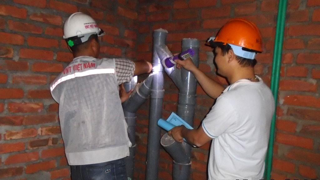 TCVN 4519:1988 - Hệ thống cấp thoát nước bên trong nhà và công trình - Quy phạm thi công và nghiệm thu