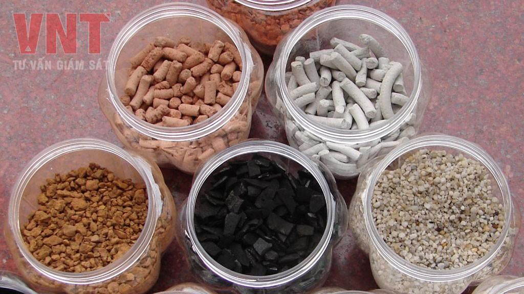 TCVN 9069:2012 - Vật liệu lọc dạng hạt dùng trong xử lý nước sạch. Phương pháp thử