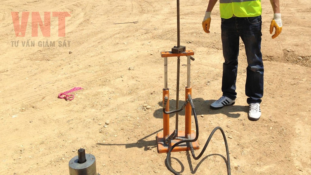TCVN 9352:2012 - Đất xây dựng - Phương pháp thí nghiệm xuyên tĩnh