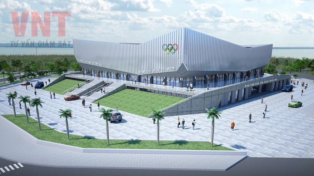 TCVN 4529:2012 - Công trình thể thao - Nhà thể thao - Tiêu chuẩn thiết kế