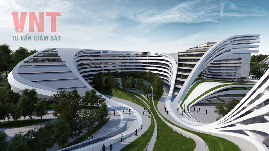 TCVN 4319:2012 - Nhà và công trình công cộng - Nguyên tắc cơ bản để thiết kế