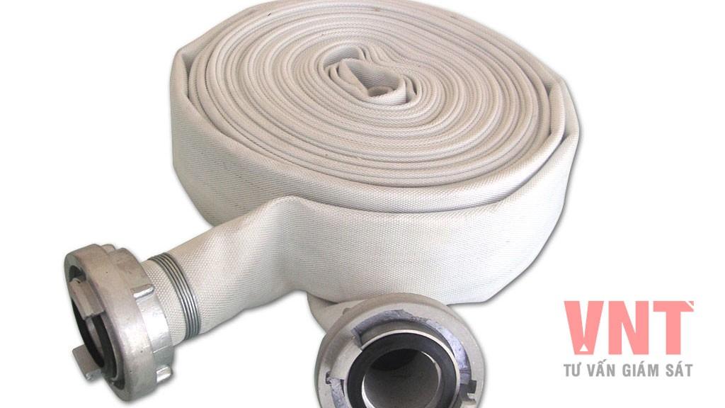 TCVN 5740:2009 - Phương tiện phòng cháy chữa cháy - Vòi đẩy chữa cháy - Vòi đẩy bằng sợi tổng hợp tráng cao su