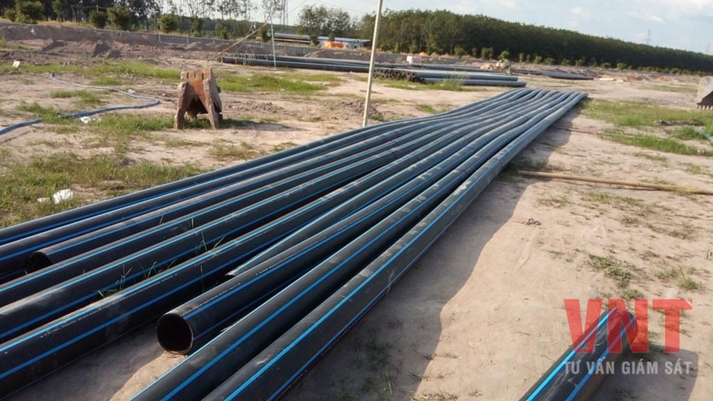 TCVN 7305-2:2008 - Ống nhựa polyetylen (PE) dùng để cấp nước