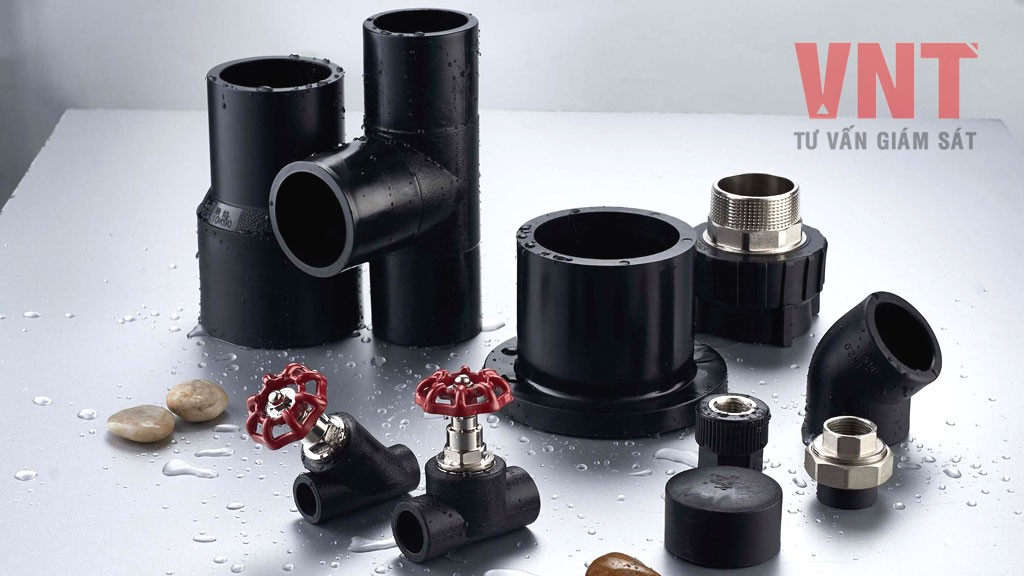TCVN 7305-3:2008 - Phụ tùng ống nhựa polyetylen (PE) dùng để cấp...