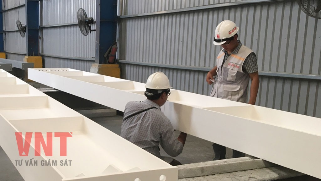 TCVN 9013:2011 - Sơn polyuretan bảo vệ kết cấu thép