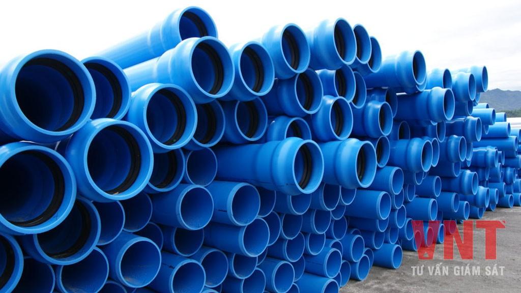 TCVN 8491-1:2011 - Quy định chung - Ống Poly (vinyl clorua) không hóa dẻo (PVC-U) dùng cho hệ thống cấp nước, thoát nước và cống rãnh trong điều kiện có áp suất