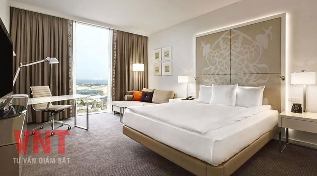 Suất vốn đầu tư - Định mức chi phí xây dựng khách sạn