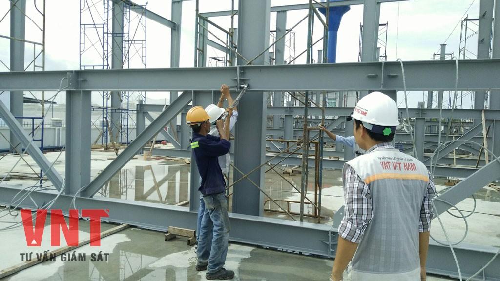 TCVN 4604:2012 - Công trình công nghiệp - Nhà sản xuất - Tiêu...