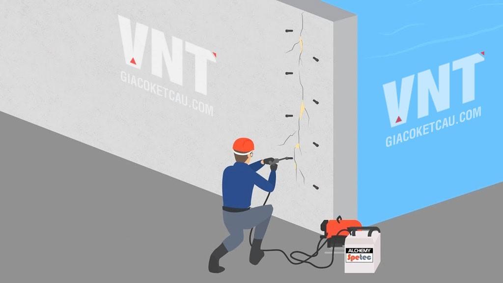TCVN 7951:2008 - Hệ chất kết dính gốc nhựa epoxy cho bê tông -...