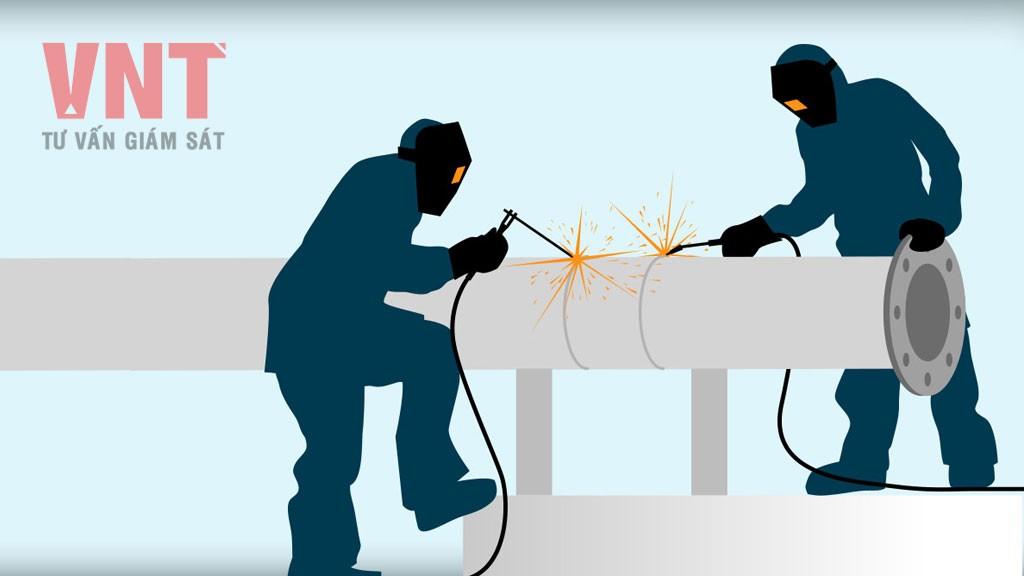 Quy định về an toàn cho công tác hàn trong xây dựng