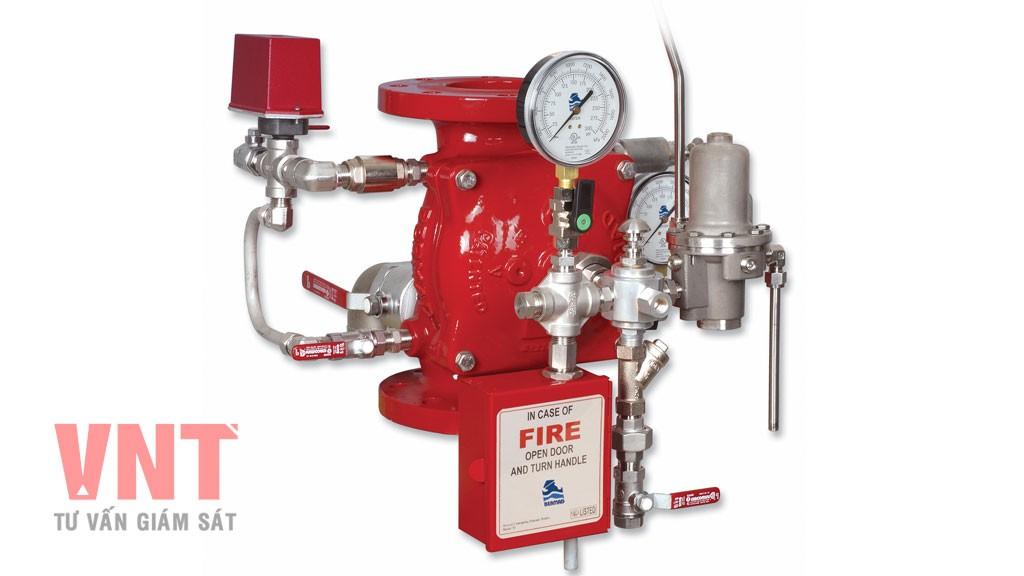 TCVN 6305-3:2007 - Hệ thống sprinkler tự động - Phần 3: Yêu cầu và...