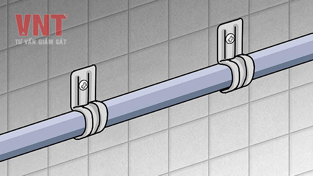 Quy định lắp đặt ống luồn dây điện