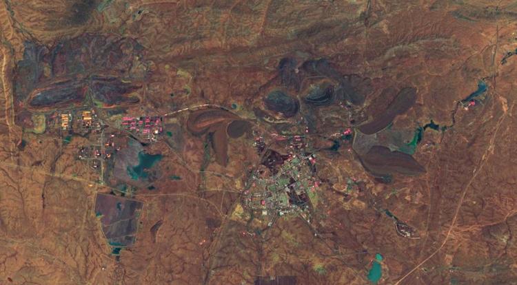 Mỏ đất hiếm Bạch Vân Ngạc Bác, Trung Quốc