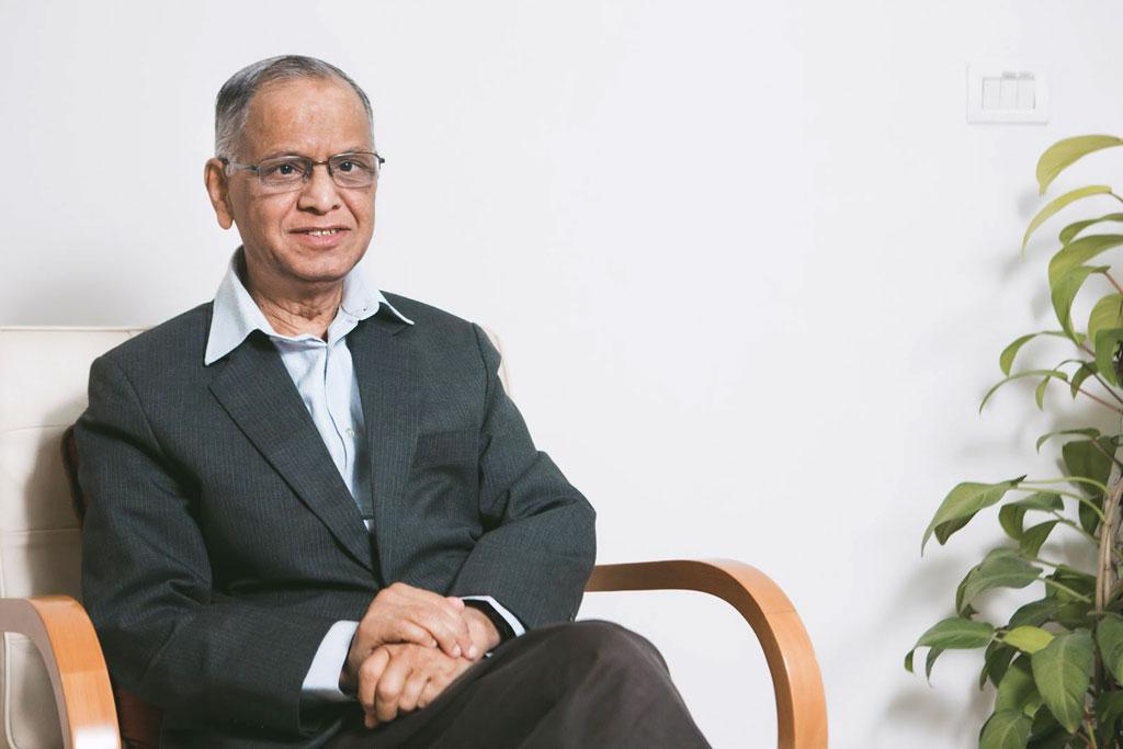 Tỉ phú Ấn Độ - NR Narayana Murthy