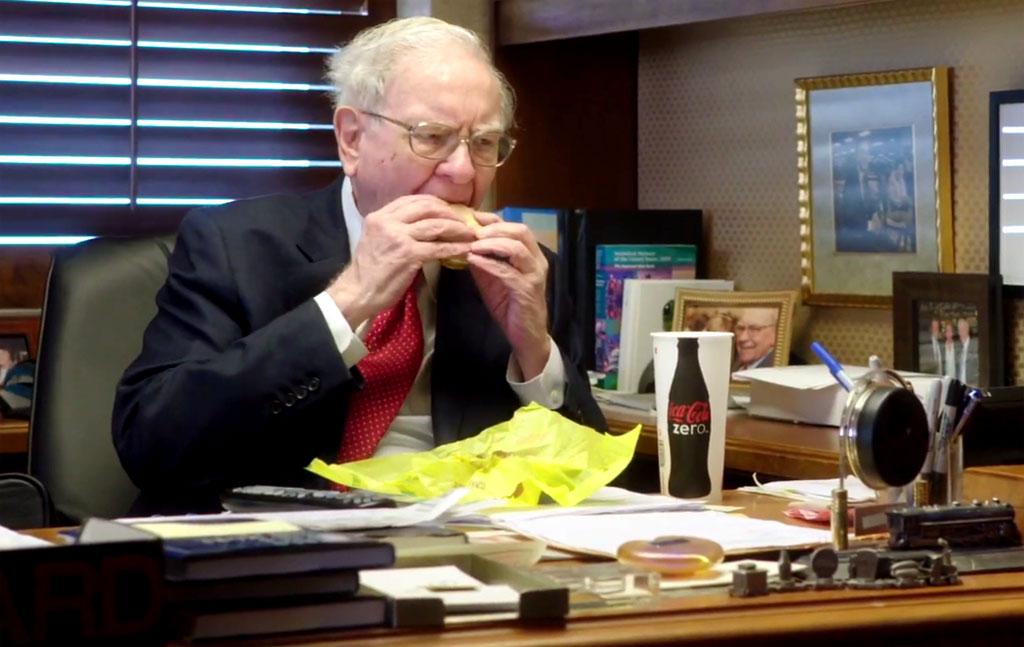 Tỷ phú Mỹ - Warren Buffett