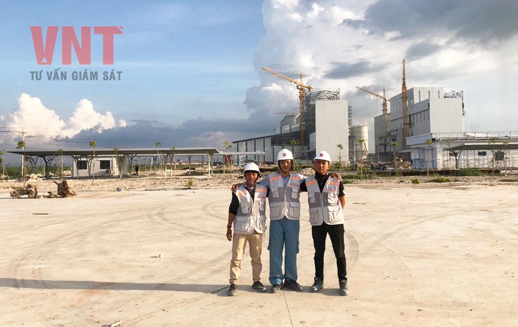 Công ty Tư vấn Xây dựng VNT Việt Nam đã triển khai công tác tư vấn giám sát tại dự án trong suốt 20 tháng