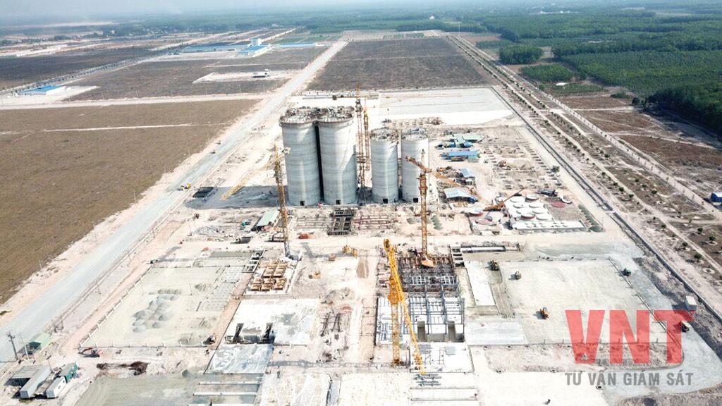 Tư vấn giám sát xây dựng nhà máy, nhà xưởng, công trình công nghiệp