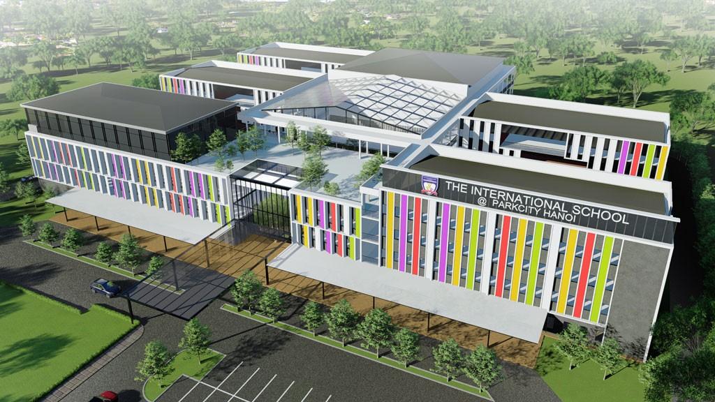 Trường Quốc tế ParkCity Hà Nội