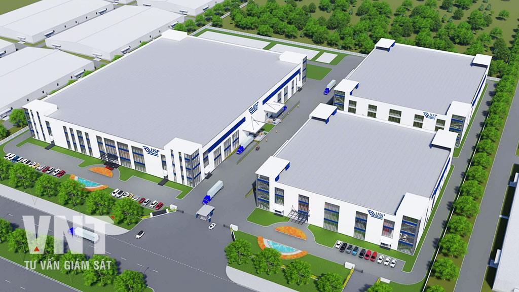Nhà máy Universal Scientific Industrial Việt Nam