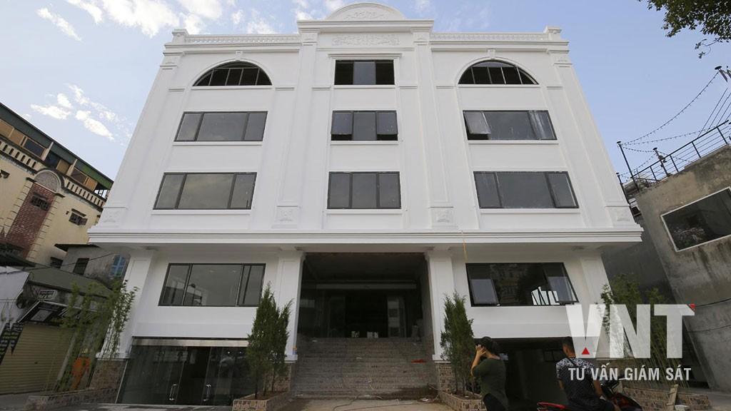 Trung tâm thương mại và văn phòng cho thuê