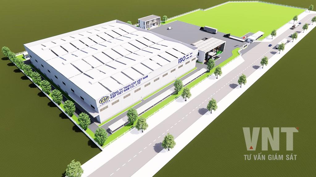 Nhà máy sản xuất KSP Việt Nam - Chi nhánh Hải Dương