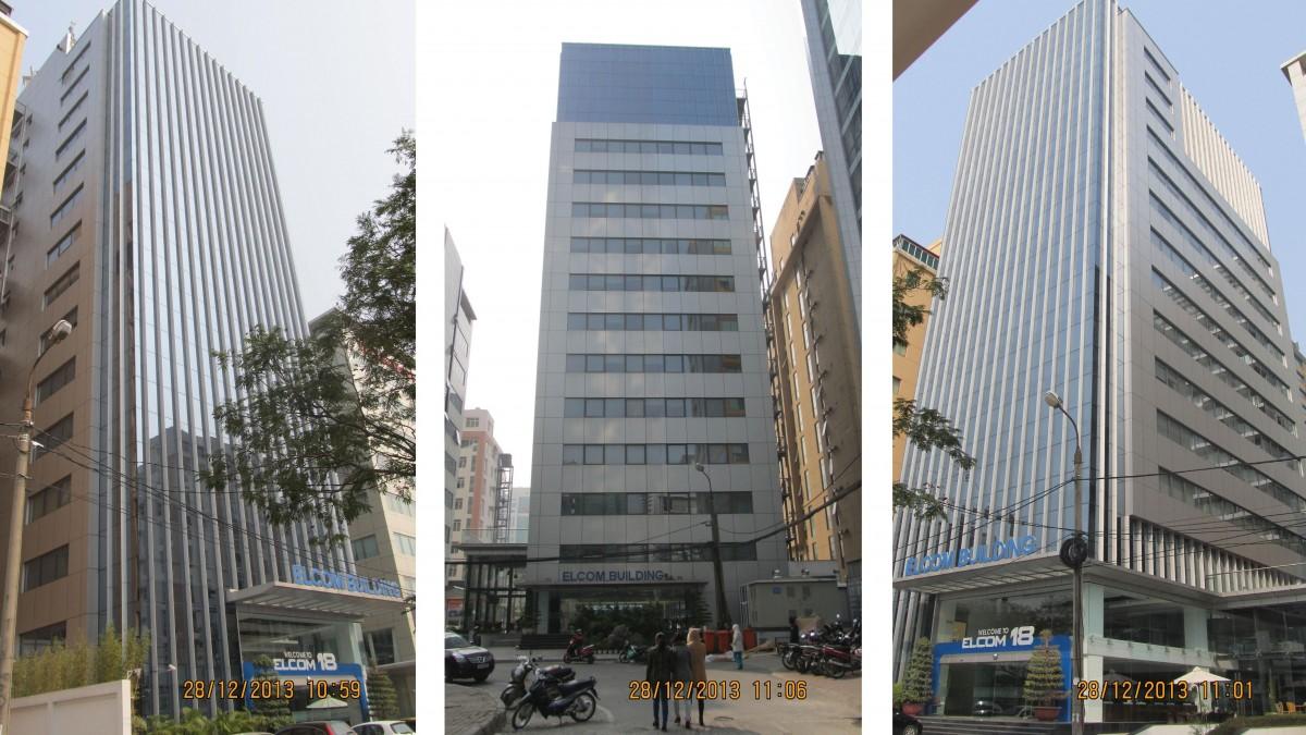 Tòa nhà Elcom
