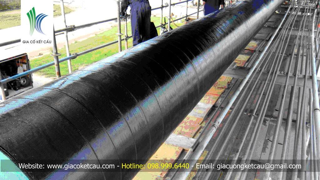 Bảo vệ chống ăn mòn đường ống thép Nhà máy giấy